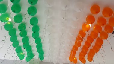 Independence Day 2021 Office Bay Decoration Ideas: তেরঙা রঙ্গোলি থেকে কাগজের কাজ, ১৫ অগাস্ট উপলক্ষ্যে অফিসকে সাজাবেন যেভাবে