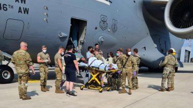 Afghanistan Crisis: মার্কিন বায়ুসেনার বিমানে জন্ম হওয়া আফগান শিশুর নাম রাখা হল বিমানের কোড নামে