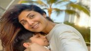 Shilpa Shetty: মা-ই যেন ভরসা, রাজের গ্রেফতারির পর শিল্পার সঙ্গে ছোট্ট ভিয়ান