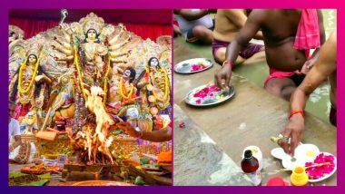 Durga Puja 2021: পিতৃপক্ষের অবসানেই মহালয়া, সূচনা উৎসবের