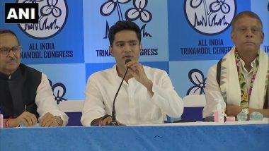 Abhishek Banerjee: ''ভারতকে রক্ষা করা প্রয়োজন,  কংগ্রেস নয়, তৃণমূলই ক্রমাগত বিজেপিকে রুখে দিচ্ছে''