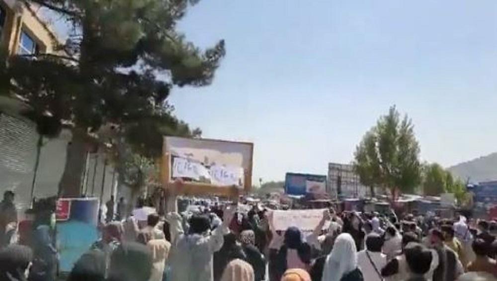 Afghanistan: পাকিস্তান বিরোধিতায় আফগানদের তীব্র প্রতিবাদ কাবুলে, গুলি চালাল তালিবান