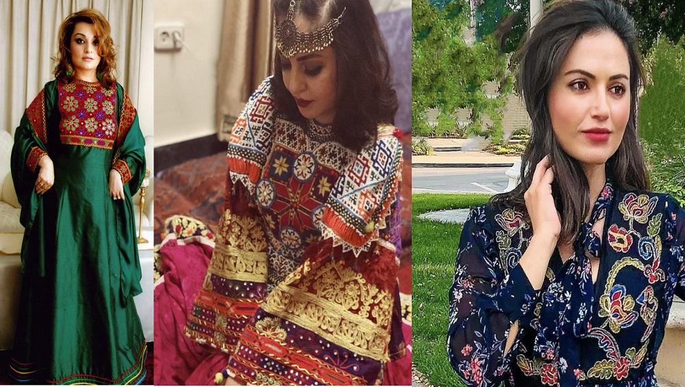 Taliban: বোরখা নয়, তালিবানের চোখে চোখ রেখে ঐতিহ্যবাহী পোশাকে সেজে প্রতিবাদ আফগান মহিলাদের