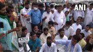 Bharat Bandh: দিল্লিতে ভারত বনধের সমর্থনে রাজপথে বসে পড়া কংগ্রেস নেতাকে ফেরালেন কৃষকরা (দেখুন ভিডিও)