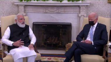 Modi-Biden Meet: জো বাইডেনকে ভারতে আসার আমন্ত্রণ জানালেন প্রধানমন্ত্রী নরেন্দ্র মোদী