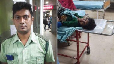 Kolkata: সঙ্কটজনক অবস্থায় থাকা অন্ত:সত্ত্বা মহিলাকে রাস্তা থেকে হাসপাতালে নিয়ে গেলেন সিভিক ভলান্টিয়ার, হাসপাতালে জন্ম পুত্র সন্তানের