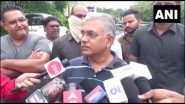 Dilip Ghosh: 'বাংলায় ৫ বছর আগে বিজেপির নাম কেউ উচ্চারণ করত না', বললেন দিলীপ ঘোষ