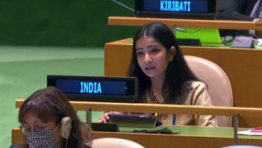 Sneha Dubey: কে এই স্নেহা দুবে? রাষ্ট্রসংঘের মঞ্চে ইমরান খানকে উপযুক্ত জবাব দিয়ে শিরোনামে যিনি