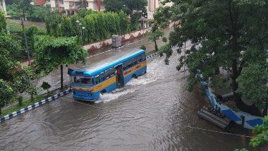 West Bengal Weather Update: নিম্নচাপের জেরে রাত থেকেই কলকাতা-সহ দক্ষিণবঙ্গে প্রবল বৃষ্টি, চলবে দিনভর