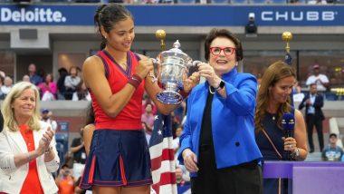 US Open 2021: ইউএস ওপেনে মহিলাদের সিঙ্গলস-র শিরোপা জিতলেন ব্রিটেনের এমা রাদুকানু