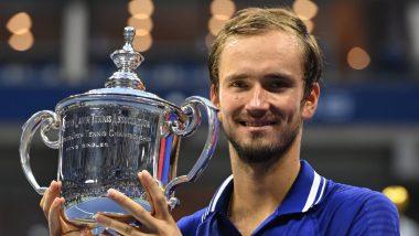 US Open 2021 Final: নোভাক জকোভিচকে স্ট্রেট সেটে হারিয়ে ইউএস ওপেন জিতলেন ড্যানিল মেদভেদেভ