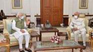 PM Narendra Modi's 71st Birthday: জন্মদিনে প্রধানমন্ত্রী নরেন্দ্র মোদীকে শুভেচ্ছা জানালেন রাষ্ট্রপতি রামনাথ কোবিন্দ