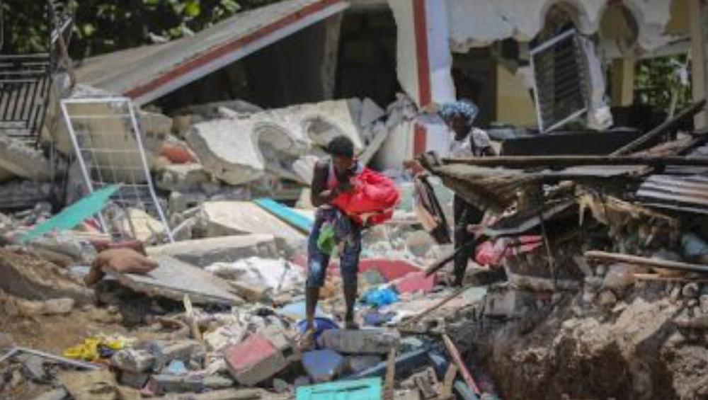 Haiti Earthquake Update: হাইতির ভূমিকম্পে মৃত ২ হাজার ২৪৮ জন, নিখোঁজ ৩২৯