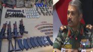 Jammu And Kashmir: ভারতে প্রবেশের চেষ্টা, ৩ পাক জঙ্গিকে খতম করল ভারতীয় সেনা, উদ্ধার বিপুল অস্ত্র