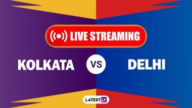 KKR vs DC, IPL 2021 Live Cricket Streaming: মরণবাঁচন ম্যাচে আজ দিল্লি ক্যাপিটালসের বিরুদ্ধে নামছে কেকেআর, কখন কীভাবে সরাসরি দেখতে পাবেন এই ম্যাচ
