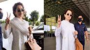 Kangana Ranaut: 'করোনাও কঙ্গনাকে ভয় পায়', মাস্ক না পরায় কড়া সমালোচনার মুখে 'কুইন'
