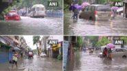 Waterlogged In Kolkata: টানা বর্ষণে জলমগ্ন লেক গার্ডেন্স, দেখুন জলযন্ত্রণার ছবি