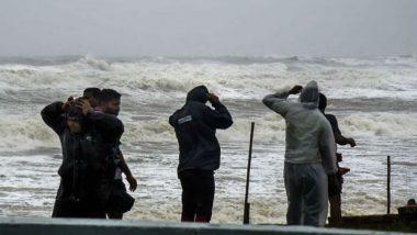 Cyclone Gulab: আজ সন্ধ্যা থেকেই প্রলয় শুরু 'সাইক্লোন গুলাব'-এর, কলিঙ্গপটনাম-গোকুলপুরে মধ্যরাতে হবে ঘূর্ণিঝড়