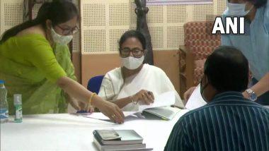Mamata Banerjee: ভবানীপুর উপনির্বাচনে মনোনয়ন পত্র জমা দিলেন মমতা বন্দ্যোপাধ্যায়