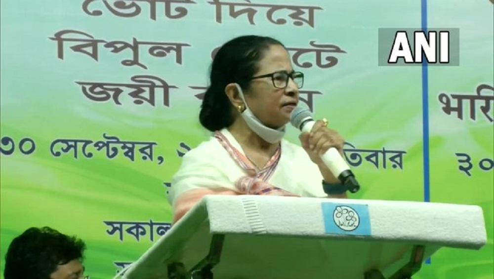 Bhabanipur By Election : 'ভবানীপুুর মিনি ইন্ডিয়া, আমায় মুখ্যমন্ত্রী দেখতে চাইলে ভোট দিন', বললেন মমতা বন্দ্যোপাধ্যায়