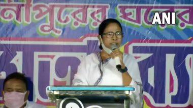 Bhabanipur BY-Election: 'বিজেপি উগ্র, নিষ্ঠুর, উন্মাদ', ভবানীপুরের জনসভা থেকে তীব্র আক্রমণ মমতার