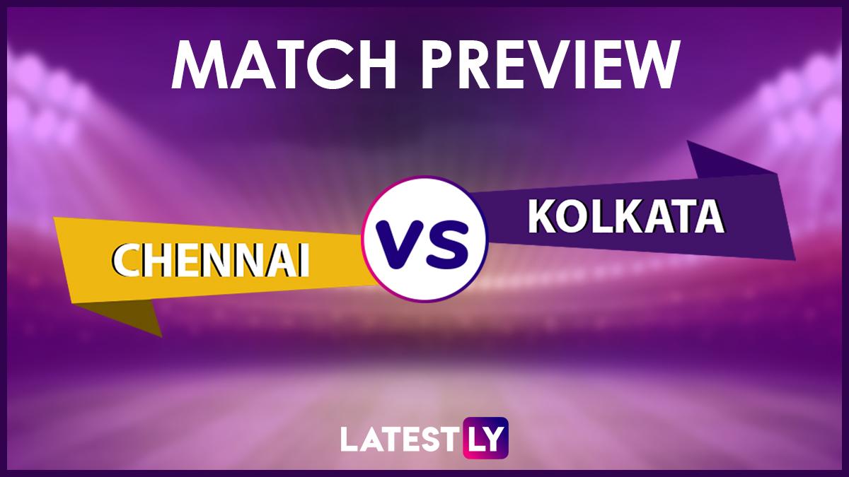 IPL 2021, CSK vs KKR: আইপিএলে আজ চেন্নাই সুপার কিংস বনাম কলকাতা নাইট রাইডার্স, জেনে নিন দুই দলের সম্ভাব্য একাদশ ও পরিসংখ্যান