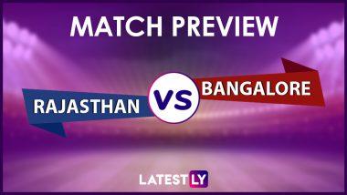 IPL 2021, RR vs RCB: আইপিএলে আজ রাজস্থান রয়্যালস বনাম রয়েল চ্যালেঞ্জার্স ব্যাঙ্গালোর, জেনে নিন দুই দলের সম্ভাব্য একাদশ ও পরিসংখ্যান