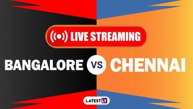 RCB vs CSK, IPL 2021 Live Cricket Streaming: কোথায়, কখন দেখবেন রয়্যাল চ্যালেঞ্জার্স ব্যাঙ্গালোর বনাম চেন্নাই সুপার কিংস ম্যাচের সরাসরি সম্প্রচার
