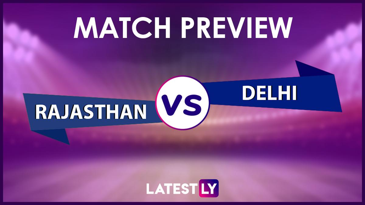 IPL 2021, DC vs RR: আইপিএলে আজ দিল্লি ক্যাপিটালস বনাম রাজস্থান রয়্যালস, জেনে নিন দুই দলের সম্ভাব্য একাদশ ও পরিসংখ্যান