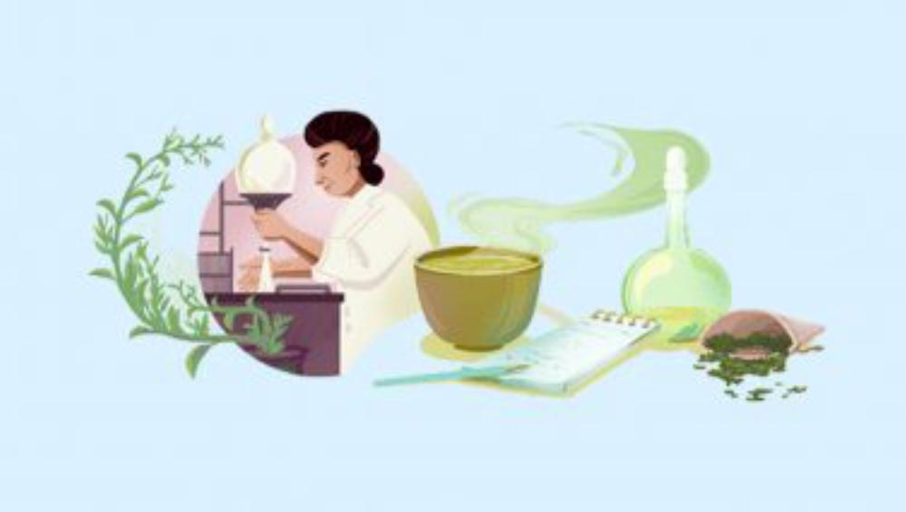 Michiyo Tsujimura Google Doodle: গ্রিন টি গবেষক, জাপানিজ কৃষিবিজ্ঞানী মিচিও সুজিমুরার ১৩৩-তম জন্মদিনে গুগলের ডুডল