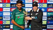 New Zealand Tour Of Pakistan Called Off: নিরাপত্তার দোহাই, পাকিস্তানের মাটিতে শেষমুহূর্তে বাতিল নিউজিল্যান্ড পাকিস্তান ওয়ানডে সিরিজ