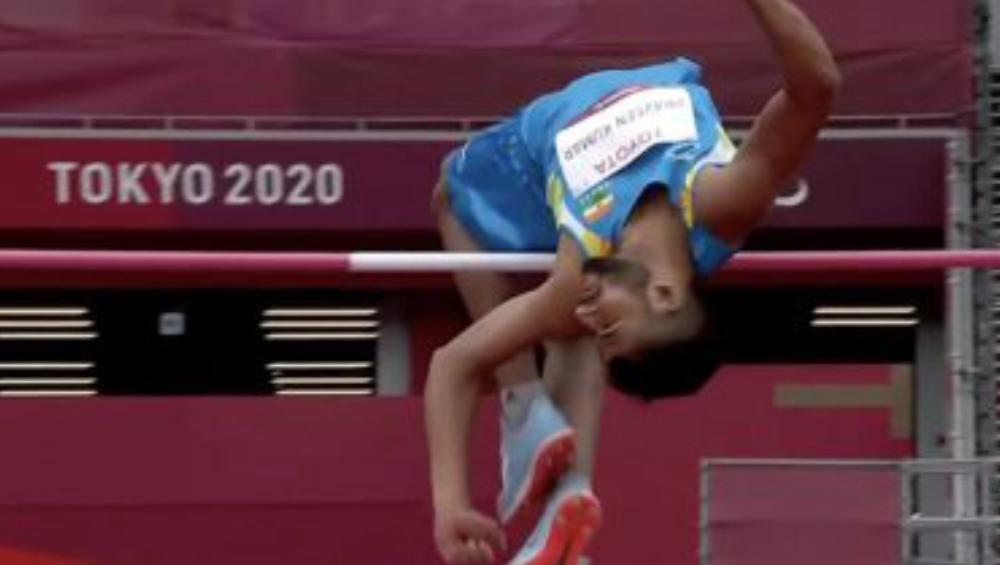 2020 Tokyo Paralympics: নতুন এশিয়ান রেকর্ড, টোকিও প্যারালিম্পিক্সে হাইজাম্পে রুপো জয়ী প্রবীণ কুমার