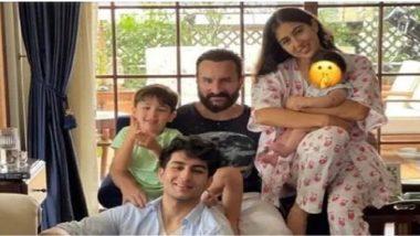 Saif Ali Khan: 'আমার ৪ সন্তান' বিলাসবহুল বিয়ের কথা শুনলেই ভয় পান সইফ