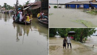 Flood Situation: টানা বৃষ্টির জেরে বন্যা পরিস্থিতি পশ্চিম মেদিনীপুরের বিভিন্ন এলাকায়