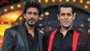Shah Rukh Khan: ভালবাসার বন্ধন সলমনের সঙ্গে, প্রকাশ্যে বন্ধুত্বের উদযাপন শাহরুখের