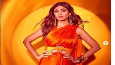 Shilpa Shetty: 'গণপতি বাপ্পা মৌরিয়া', রাজকে ছাড়াই পুজোর আয়োজন শিল্পার, দেখুন