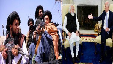 Taliban: আফগানিস্তানকে সন্ত্রাসের কারখানা তৈরি করা যাবে না, তালিবানকে কড়া বার্তা মোদী, বাইডেনের
