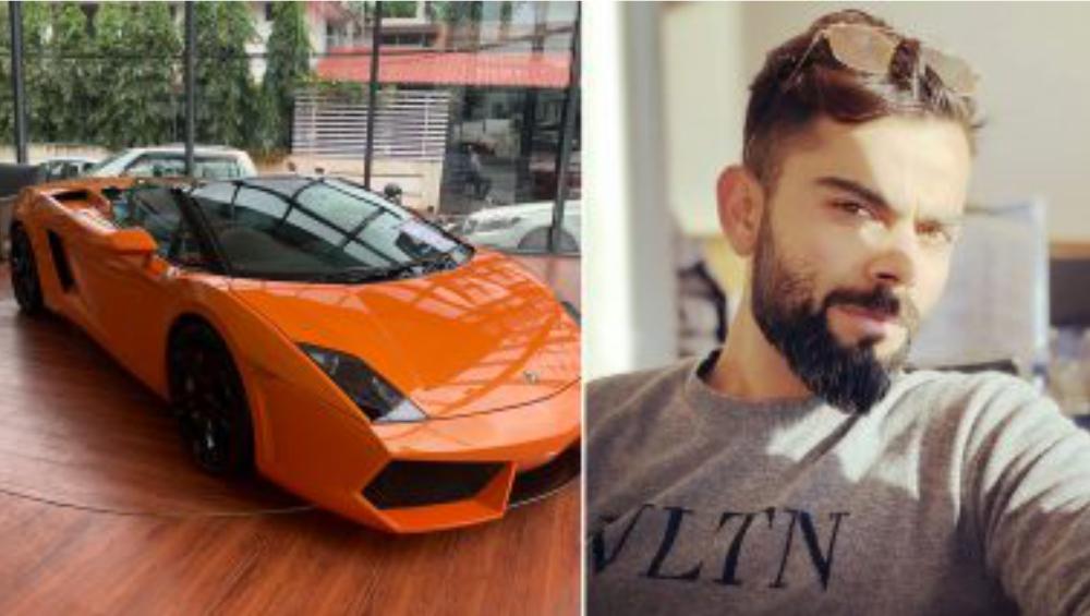 Virat Kohli's Car Up for Sale: ল্যাম্বারগিনি গ্যালার্ডো স্পাইডার, বিক্রি হচ্ছে বিরাট কোহলির বিলাসবহুল গাড়ি