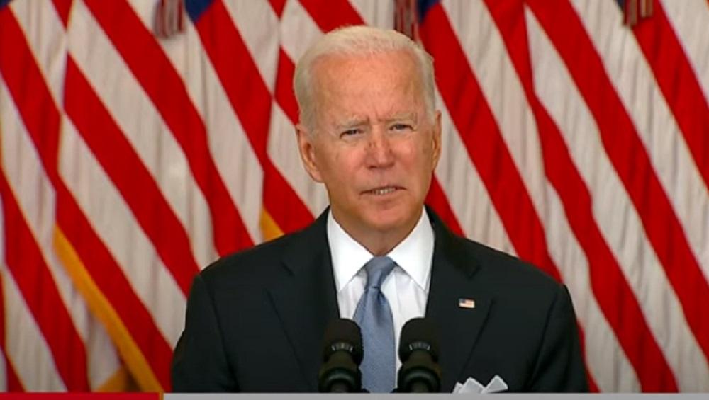 Joe Biden: যুদ্ধ শেষ করব প্রতিজ্ঞাবদ্ধ ছিলাম, আফগানিস্তান থেকে সেনা প্রত্যাহার নিয়ে দাবি বাইডেনের