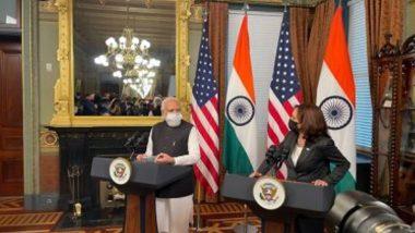 Narendra Modi-Kamala Harris Meet: নরেন্দ্র মোদীর সঙ্গে বৈঠকে সন্ত্রাসবাদে পাকিস্তানের ভূমিকার প্রসঙ্গ তুললেন মার্কিন ভাইস প্রেসিডেন্ট কমলা হ্যারিস