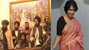 Taslima Nasreen: বড় নয়, ছোট পাথর ছুঁড়ে মহিলাদের খুন করবে তালিবান, আক্রমণ তসলিমার