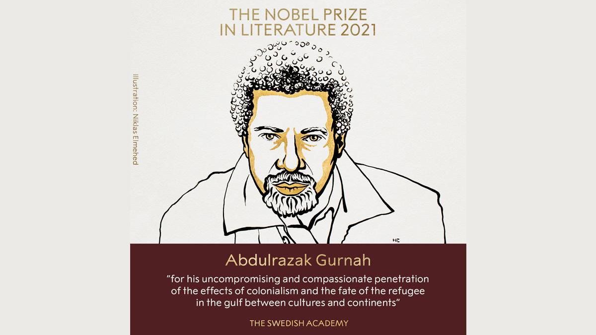 Nobel Prize in Literature 2021: সাহিত্যে নোবেল পুরস্কার পেলেন আবদুলরাজাক গুরনাহ