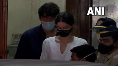 Ananya Panday: টানা জিজ্ঞাৈসাবাদের পর এনসিবি অফিস ছাড়লেন অনন্যা পান্ডে