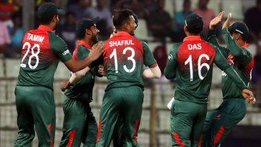Bangladesh vs Scotland, T20 World Cup 2021 Live Streaming: টি-২০ বিশ্বকাপে আজ বাংলাদেশ বনাম স্কটল্যান্ড, কোথায়, কখন দেখা যাবে ম্যাচের সরাসরি সম্প্রচার