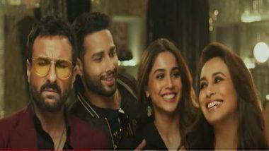 Bunty aur Babli 2 teaser: বারো বছর পর রানির সঙ্গে সইফ, প্রকাশ্যে 'বান্টি অউর বাবলি পার্ট টু'-এর টিজার