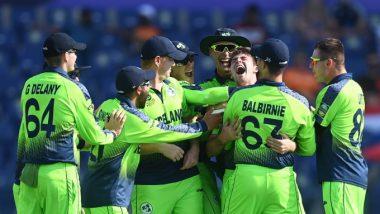 T20 World Cup 2021: টি২০ বিশ্বকাপে পরপর চার বলে চার উইকেট নিয়ে রেকর্ড আইরিশ পেসার কুরটিস ক্যাম্ফার-এর