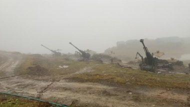 Bofors Guns Deployed Along LAC: অরুণাচলে চিন সীমান্তে বফর্স কামান মোতায়েন করল ভারতীয় সেনা বাহিনী
