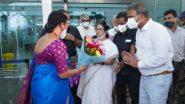 Mamata Banerjee Reaches Goa: গোয়া পৌঁছলেন মুখ্যমন্ত্রী মমতা বন্দ্যোপাধ্যায়, শুক্রবার সকাল থেকে দিনভর কর্মসূচি