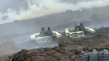 Indian Army's Drill: অরুণাচলের তাওয়াং সেক্টরে মহড়া চালাচ্ছে ভারতীয় সেনা