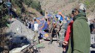 Jammu and Kashmir: জম্মু কাশ্মীরে ভয়াবহ দুর্ঘটনা, একের পর এক মৃত্যু